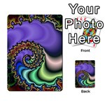 Colorfull_Fractal-215042 Multi-purpose Cards (Rectangle)