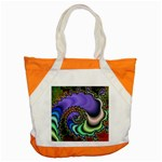 Colorfull_Fractal-215042 Accent Tote Bag