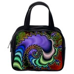 Colorfull_Fractal-215042 Classic Handbag (One Side)