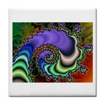 Colorfull_Fractal-215042 Face Towel