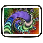 Colorfull_Fractal-215042 Netbook Case (XL)
