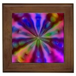 Bounty_Flower-161945 Framed Tile