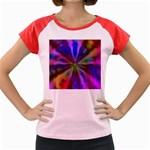 Bounty_Flower-161945 Women s Cap Sleeve T-Shirt
