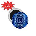 bluerings-185954 1.75  Magnet (10 pack)