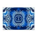 bluerings-185954 Sticker (A4)