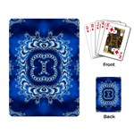 bluerings-185954 Playing Cards Single Design