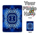 bluerings-185954 Multi-purpose Cards (Rectangle)
