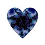 blue%20design%20wave%202-662985 Magnet (Heart)