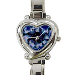 blue%20design%20wave%202-662985 Heart Italian Charm Watch