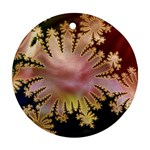 abstract-flowers-984772 Ornament (Round)