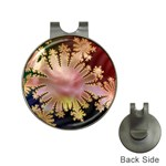 abstract-flowers-984772 Golf Ball Marker Hat Clip
