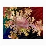 abstract-flowers-984772 Glasses Cloth (Small)