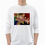 abstract-flowers-984772 Long Sleeve T-Shirt