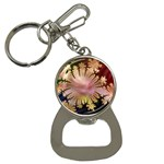 abstract-flowers-984772 Bottle Opener Key Chain