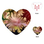 abstract-flowers-984772 Playing Cards (Heart)