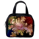 abstract-flowers-984772 Classic Handbag (One Side)