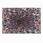 abstract_formula_wallpaper-387800 Postcard 4 x 6  (Pkg of 10)