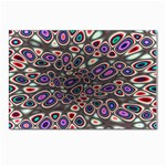 abstract_formula_wallpaper-387800 Postcard 5  x 7