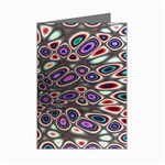 abstract_formula_wallpaper-387800 Mini Greeting Card