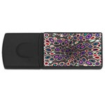abstract_formula_wallpaper-387800 USB Flash Drive Rectangular (2 GB)