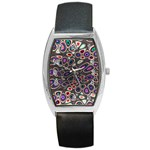 abstract_formula_wallpaper-387800 Barrel Style Metal Watch