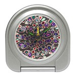 abstract_formula_wallpaper-387800 Travel Alarm Clock