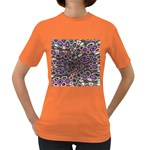 abstract_formula_wallpaper-387800 Women s Dark T-Shirt