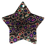 abstract_formula_wallpaper-387800 Star Ornament (Two Sides)