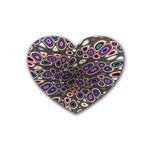 abstract_formula_wallpaper-387800 Rubber Coaster (Heart)