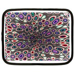 abstract_formula_wallpaper-387800 Netbook Case (Large)