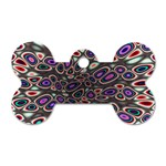 abstract_formula_wallpaper-387800 Dog Tag Bone (One Side)