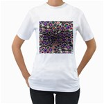 abstract_formula_wallpaper-387800 Women s T-Shirt