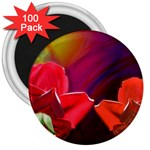 2_Shiny_Roses-77215 3  Magnet (100 pack)