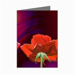 2_Shiny_Roses-77215 Mini Greeting Card