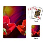 2_Shiny_Roses-77215 Playing Cards Single Design