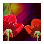 2_Shiny_Roses-77215 Glasses Cloth (Medium, Two Sides)
