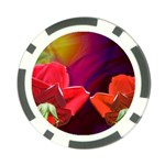 2_Shiny_Roses-77215 Poker Chip Card Guard (10 pack)