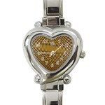 Easy%20rings%201-212003 Heart Italian Charm Watch
