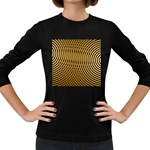 Easy%20rings%201-212003 Women s Long Sleeve Dark T-Shirt