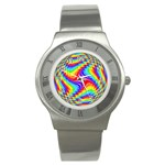 Disco-Party-Style-413640 Stainless Steel Watch