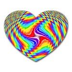 Disco-Party-Style-413640 Mousepad (Heart)