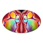 Cyber_Mirror-364694 Magnet (Oval)
