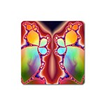 Cyber_Mirror-364694 Magnet (Square)