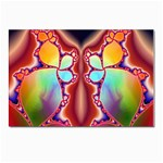 Cyber_Mirror-364694 Postcard 4 x 6  (Pkg of 10)