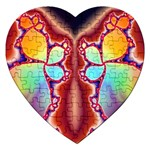 Cyber_Mirror-364694 Jigsaw Puzzle (Heart)