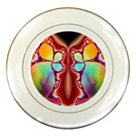 Cyber_Mirror-364694 Porcelain Plate