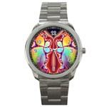 Cyber_Mirror-364694 Sport Metal Watch