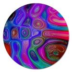 space-colors-2-988212 Magnet 5  (Round)