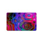 space-colors-2-988212 Magnet (Name Card)