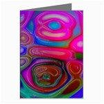 space-colors-2-988212 Greeting Cards (Pkg of 8)